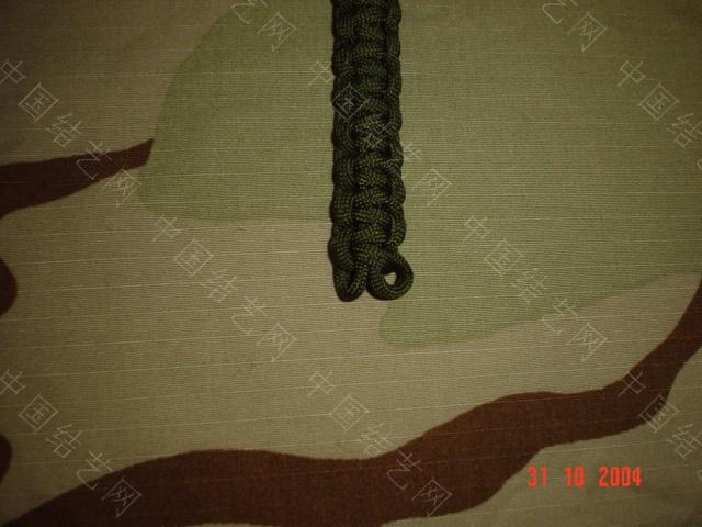 中国结论坛 野外生存绳带做法(平结)  图文教程区 091030202215bbcd52649c9174