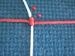 中国结论坛 斜卷结的另一种编法(很适合绕线很长的斜卷结的编结)  基本结-新手入门必看 1001112044b5820ac59aed8060