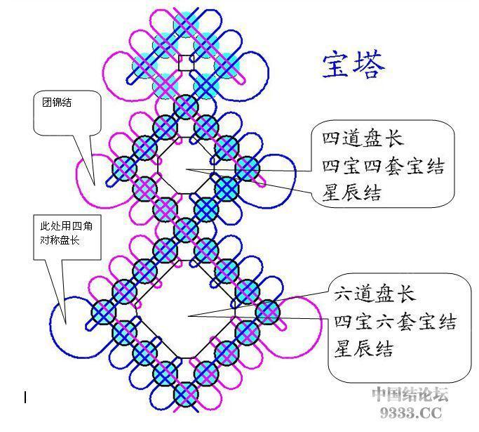 中国结论坛   冰花结(华瑶结)的教程与讨论区 1001120041cecb072757e6366f