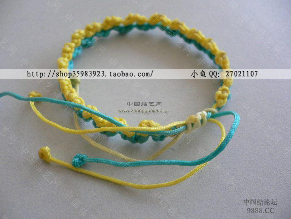 中国结论坛 我的手链集 13页(3月28日更新到14页)  作品展示 10011200554453027c3f29749d