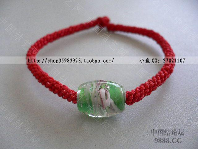 中国结论坛 新增红手绳14款  作品展示 100112005919d2cb9288f5f0e7