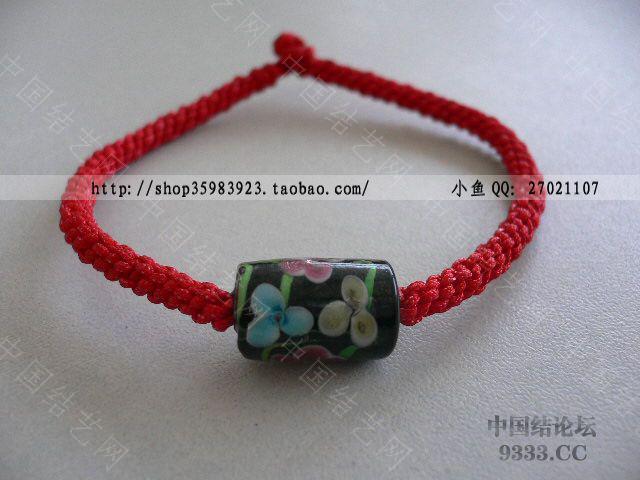 中国结论坛 新增红手绳14款  作品展示 10011200598e8c88b327573ea9