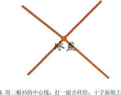 中国结论坛 三角粽编图  立体绳结教程与交流区 10011614488b48cb98274bc2bb