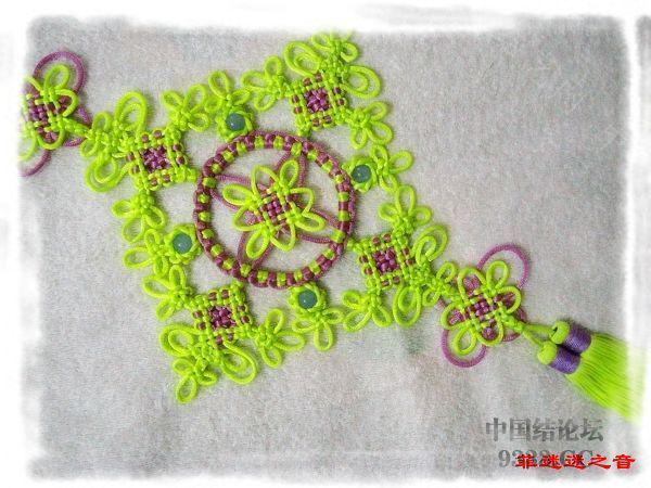 中国结论坛 谢海斌的中国结手链欣赏(50张)  作品展示 100116195229cfdb3296ce45a6