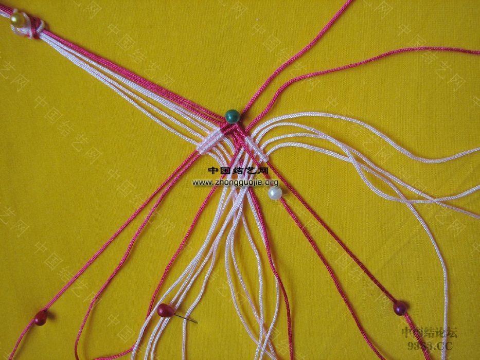 中国结论坛 小桃子教程  立体绳结教程与交流区 1001162126554bd516df76469a