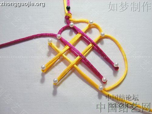 中国结论坛 三回复翼盘长编法教程  基本结-新手入门必看 100116233037f53ee70f7d1a09