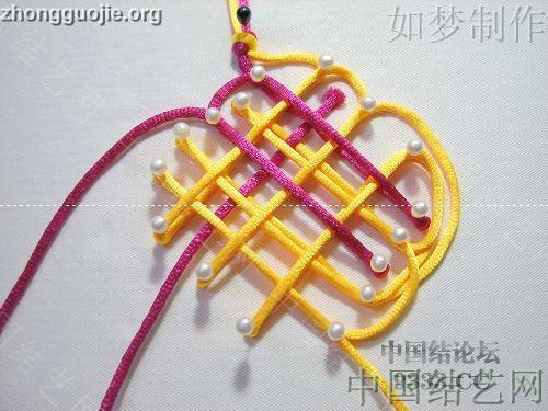 中国结论坛 三回复翼盘长编法教程  基本结-新手入门必看 100116233049d0d361aca6f24f