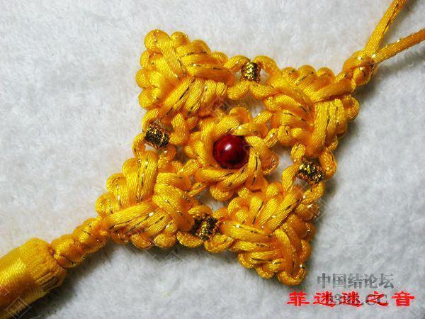 中国结论坛 菲迷迷之音的编结小记(持续更新)  作品展示 1001191718f9cca4eb0811b3e8