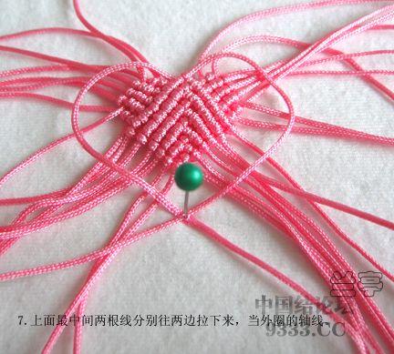 中国结论坛 心形戒指走线图来了  兰亭结艺 1004291433982dd4d151aa90bf