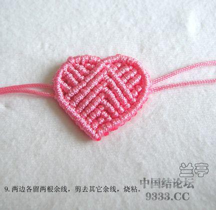中国结论坛 心形戒指走线图来了  兰亭结艺 1004291433f5f08b92bee6e70a