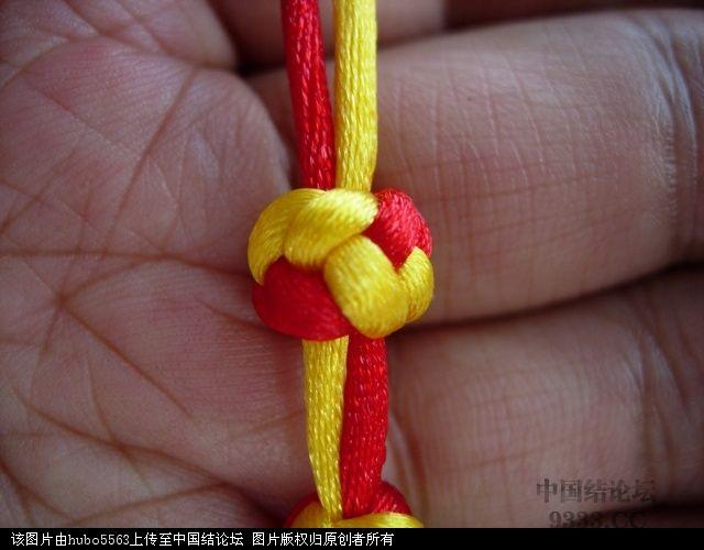 中国结论坛 我设计的(50种)纽扣结汇总  图文教程区 1006152040ecb74e941590a334