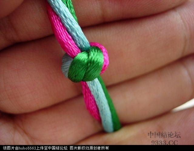中国结论坛 我设计的(50种)纽扣结汇总  图文教程区 1006190753ed80cd947dfd4a83