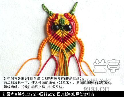 中国结论坛 小猫头鹰  兰亭结艺 1006261147d8079ddbd181e68f