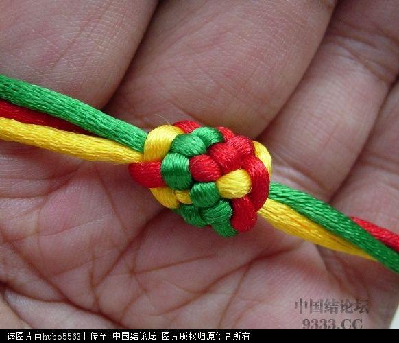 中国结论坛 我设计的(50种)纽扣结汇总  图文教程区 1007091709c86a571f70e850e4