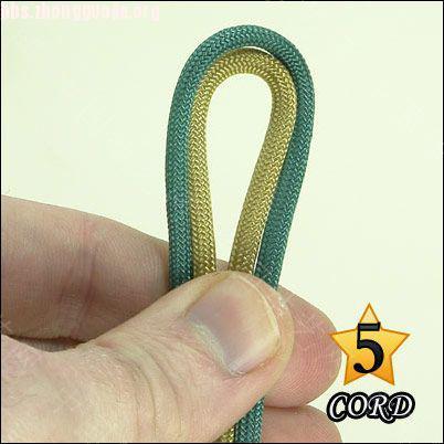 中国结论坛 偷了一个伞绳手链教程,希望大家喜欢!  图文教程区 10102118026409c9c8b869468c