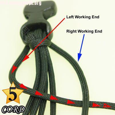 中国结论坛 偷了一个伞绳手链教程,希望大家喜欢!  图文教程区 10102118028876b7509b6e2ccf