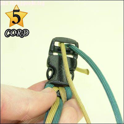 中国结论坛 偷了一个伞绳手链教程,希望大家喜欢!  图文教程区 1010211802b922bd24768f1588