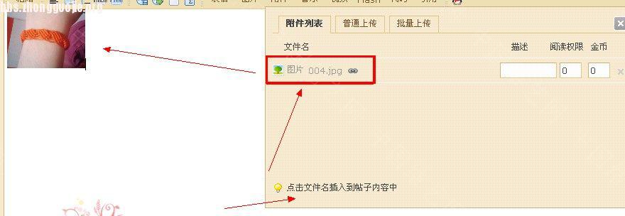 中国结论坛 教大家如何发帖  论坛使用帮助 1010261402cca425821fca6db4