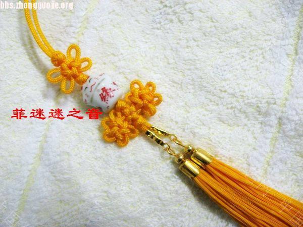 中国结论坛 菲迷迷之音的编结小记(持续更新)  作品展示 10122313383593364f4efc513d