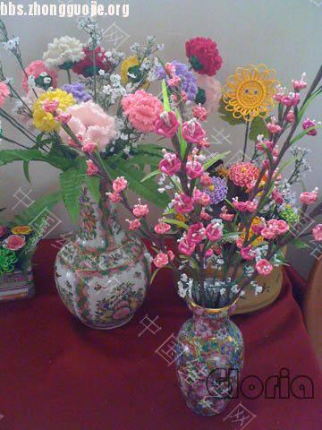 中国结论坛 海外中国绳结艺术联谊会迎新年作品联展  作品展示 1012260609866f60888eaec0f7