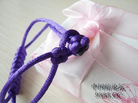 赵琳/《我的青春谁做主》女主角赵琳的紫色手绳(幻想版)