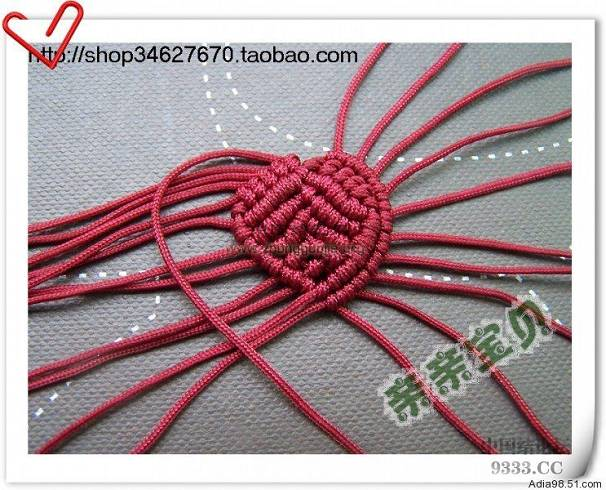 中国结论坛   立体绳结教程与交流区 2ae7d0aed703aac922487d5cb75671200