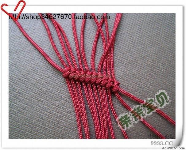 中国结论坛   立体绳结教程与交流区 51cb6294e4f16fdedf8a8a3eca96f6cc0