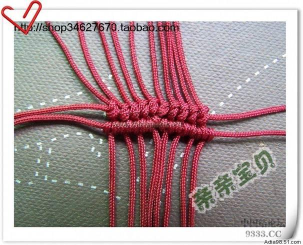 中国结论坛   立体绳结教程与交流区 51cb6294e4f16fdedf8a8a3eca96f6cc5