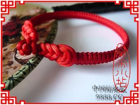 中国结论坛 佳人·红妆(又一款纯粹简约中国风的手链)  作品展示 c806580d43577cf0885bc1c18986db6f0
