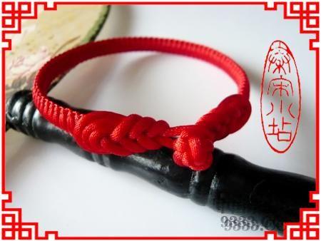 中国结论坛 佳人·红妆(又一款纯粹简约中国风的手链)  作品展示 c806580d43577cf0885bc1c18986db6f1