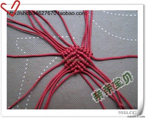 中国结论坛   立体绳结教程与交流区 efd14e51964a592411228927aeaeabd80