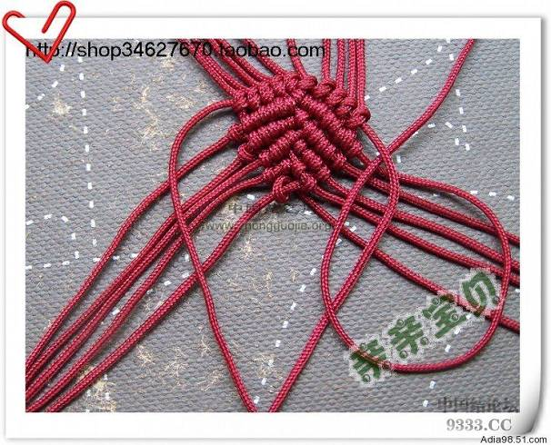 中国结论坛   立体绳结教程与交流区 efd14e51964a592411228927aeaeabd81