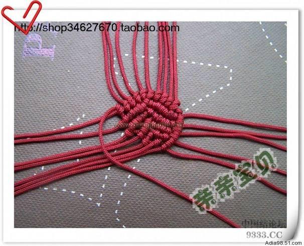 中国结论坛   立体绳结教程与交流区 efd14e51964a592411228927aeaeabd82