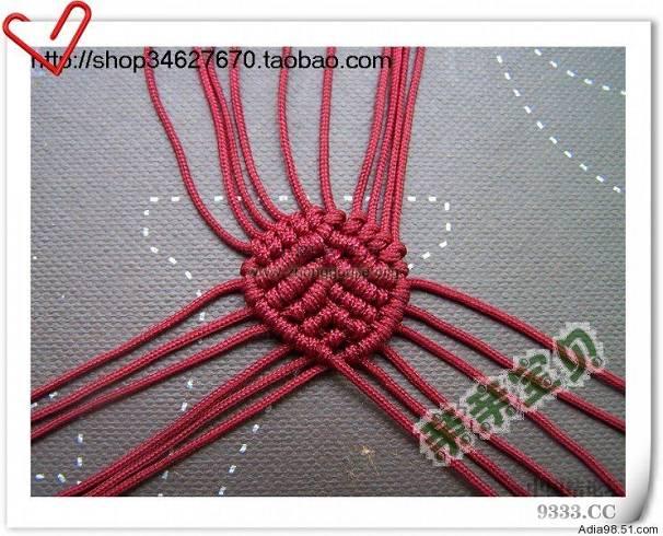 中国结论坛   立体绳结教程与交流区 efd14e51964a592411228927aeaeabd83