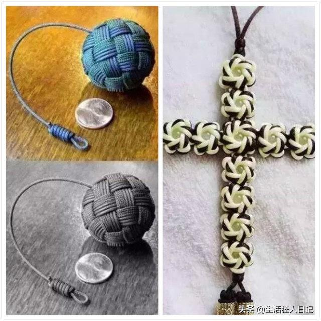 手工编绳,想自己动手做个中国结?简单的编织方法,新手轻松入门
