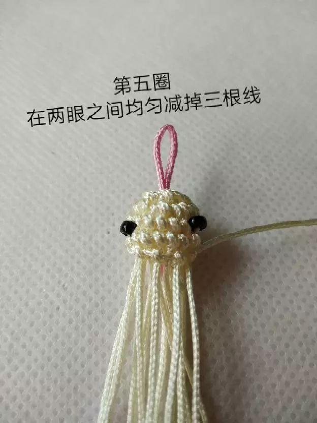 手工编绳,小乌龟教程