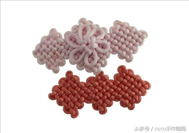 中国结于日常生活中的装饰性 附各种中国结发夹教程