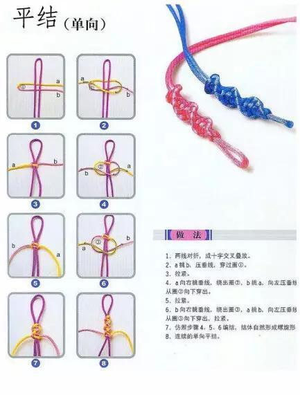各种中国结饰品最实用的详细教程,DIY再也不靠人!
