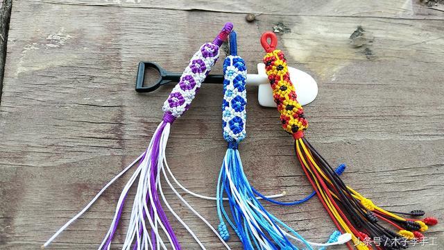 绳子这样玩,做个青花瓷花柱,漂亮到舍不得送人