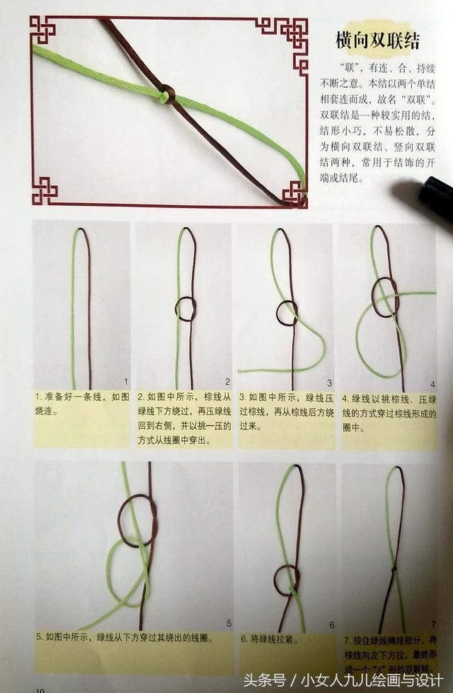中国结基础图解1