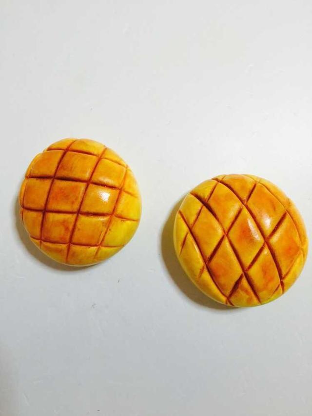 这样的菠萝面包你喜欢吗?