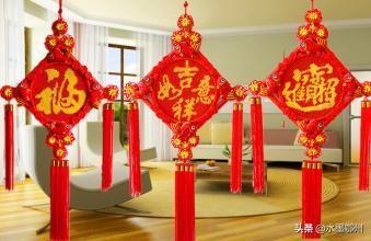 中国结的编织手法和艺术内涵
