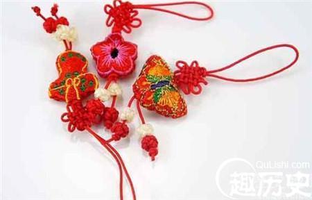 中国结的来历是什么:中国结的象征意义是什么