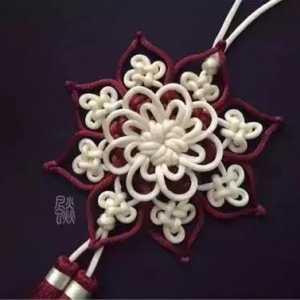 传统中国结简单编法,惊艳了所有人(附图解教程)