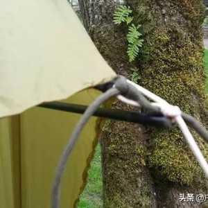 神奇的伞绳:万能用法—户外旅游活动伞绳的n种用法