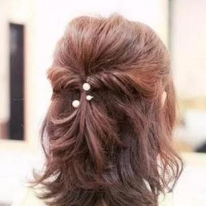 编发教程:长发公主头、短发蜈蚣辫,发型让你五官动起来!