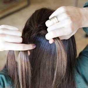 2款最适合中长发女生的蜈蚣辫编发图解!