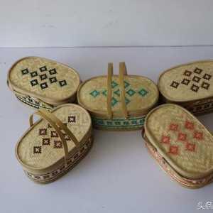 3种竹编工艺品分类,快速定位自己所需的民间手工竹制品!