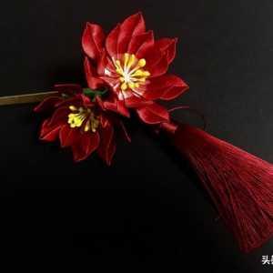缠花,绽放在指尖的传统艺术