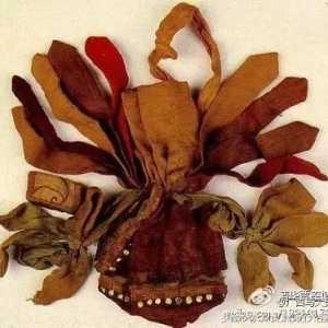 中国古人的爱情信物同心结